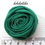 mawar-saten-hijau